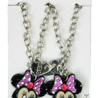 Disney Minnie Mouse Best Friends Bracelet Set by Jersey Bling