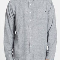 Men's Obey 'Eligh' Slim Fit Flannel Shirt