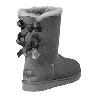 "❤shosouvenir ❤ ""UGG"" Fashion Winter Women Cute Bowknot Flat Warm Snow Ankle Boots"