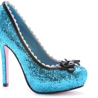 Princess (Blue) Adult Shoes