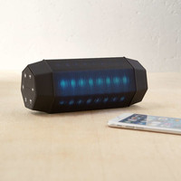 LED Bluetooth Power Bass Stereo Speaker - Urban Outfitters