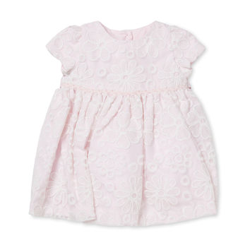 Pippa & Julie Embroidered Dress - Light Pink -