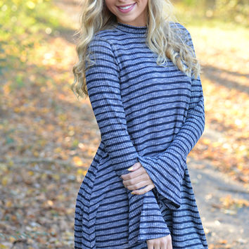 Just One Look Tunic Dress