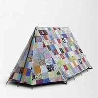 FieldCandy Patchwork Tent- Assorted One