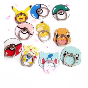 Pokemon Inspired Smartphone Ring Holder