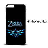 Legend of Zelda Triforce F0194 iPhone 6 Plus Case