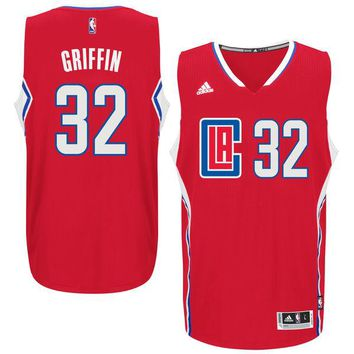 Men's LA Clippers Blake Griffin adidas Red Swingman climacool Jersey