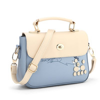 Women Girl Cute Bags Lovely Dog Crossbody Bags Totes Shoulder Bags