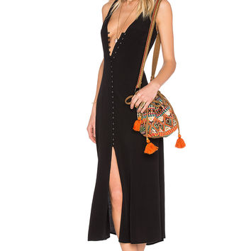 Privacy Please Lomax Dress in Black