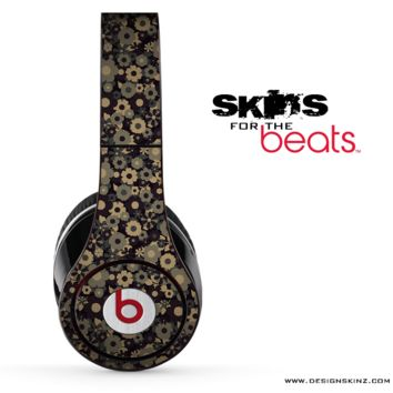 Mini Flower Sprockets Skin for the Beats by Dre