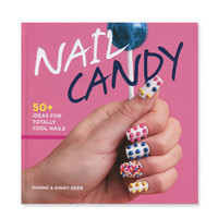 Nail Candy Book at Urban Outfitters