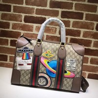 Gucci Courrier soft GG Supreme duffle bag