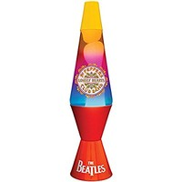 New The Beatles Sgt. Peppers Lava Lamp