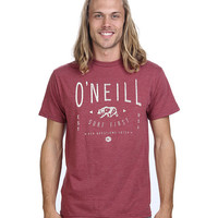 O'Neill Bearclaw S/S Screen Tee