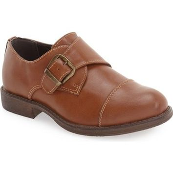 Steve Madden Monk Strap Oxford (Little Kid & Big Kid) | Nordstrom