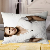 Ryan Gosling Cool on Rectangle Pillow Cover