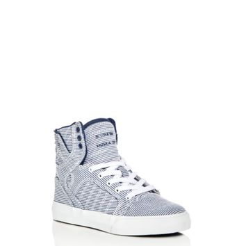 Supra Boys' Skytop High Top Sneakers - Toddler, Little Kid, Big Kid | Bloomingdales's