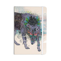 "Mat Miller ""Journeying Spirit"" Wolf Everything Notebook"