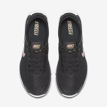The Nike Flex Supreme TR 4 Women's Training Shoe.
