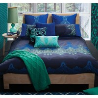 Pushkar Quilt Cover Set by KAS - Just Bedding
