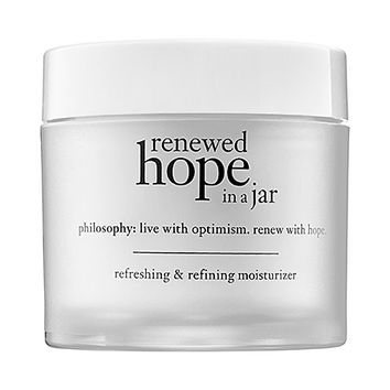 Renewed Hope in A Jar Refreshing & Refining Moisturizer - philosophy | Sephora