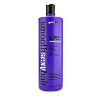 Smooth Sexy Hair Sulfate-Free Smoothing Conditioner (Anti-Frizz) - 1000ml-33.8oz