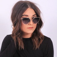 Show Stopper Sunnies (Black)