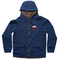 Altru Apparel Reversible Anorak Jacket (embroidered patch)