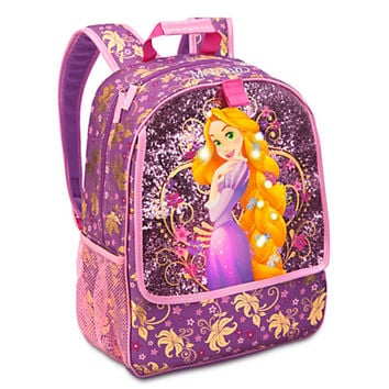 Rapunzel Light-Up Backpack - Regular - Personalizable