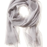 Banana Republic Factory Lightweight Tonal Scarf Size One Size - Cool neutral print
