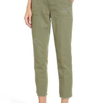 Topshop Luca Ulility Trousers | Nordstrom