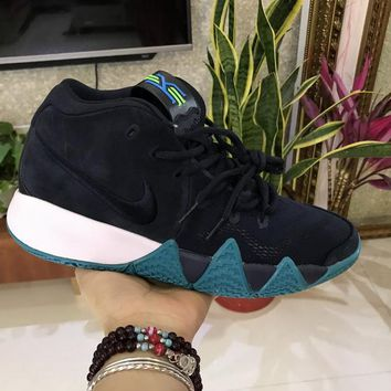 Nike Kyrie 4 943807-401 Basketball Shoe