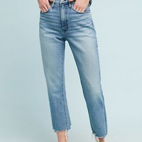 3x1 NYC W4 Relaxed Split Cropped Jeans