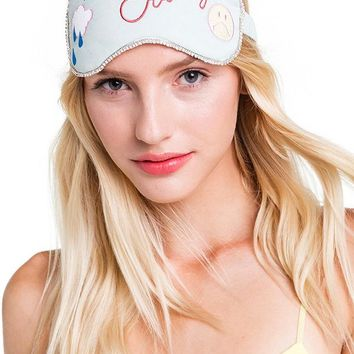 WILDFOX | Not Today Claudette Eye Mask