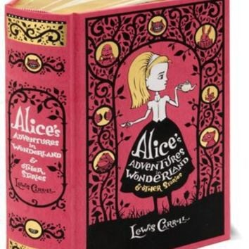 Alice's Adventures in Wonderland and Other Stories (Barnes & Noble Leatherbound Classics Series)