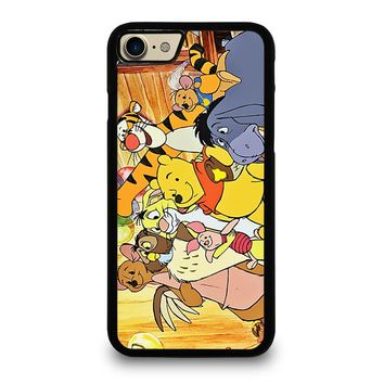 WINNIE THE POOH AND FRIENDS Disney iPhone 7 Case Cover