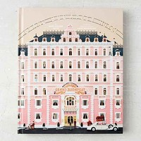 The Wes Anderson Collection: The Grand Budapest Hotel By Matt Zoller Seitz & Anne Washburn