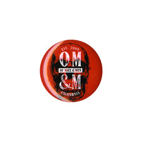 Of Mice & Men Est. 2009 Pin