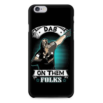 Dab On Them Pogba Juventus Soccer iPhone 6/6S Case