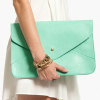 Larger than Life Clutch $38 (on sale from $55)