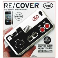 RE COVER iPhone 4 & 4S Case - Controller