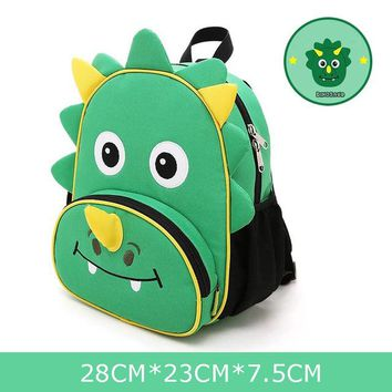 Boys Backpack Bag Zoo Mini School Bags Toddler  11' inch Kid  Multicolored Boy/girls Kindergarten School Bag Fashion Toy For Baby AT_61_4