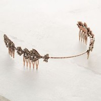 Eudora Comb Crown by Anthropologie in Bronze Size: One Size Hair