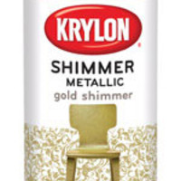 Krylon Spray Paint Gold Metallic 11.5 oz.