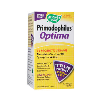 Nature's Way Primadophilus Optima - 30 Vcaps
