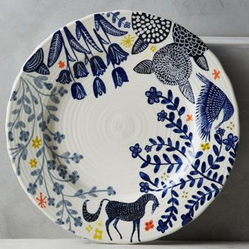 Anthropologie Saga Dinner Plate | Nordstrom