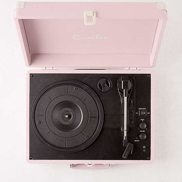 Crosley Lilac Cruiser Bluetooth Record Player | Urban Outfitters