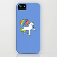 Haters Gonna Hate {Blue} iPhone & iPod Case by losinghimwasblue