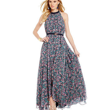 Juicy Couture Riviera Blossoms Maxi Dress | Dillards