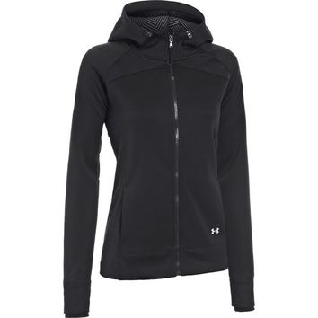 Under Armour® Women's ColdGear® Infrared Storm Full Zip Hoodie